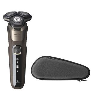 Philips Shaver 5000 S5589/30 Drėgnojo ir sausojo skutimo elektroninė barzdaskutė, 1vnt   inbeauty.lt