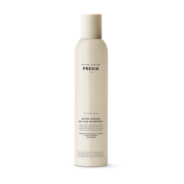 Extra Strong No Gas Hairspray Nearezolinis plaukų lakas, 350ml