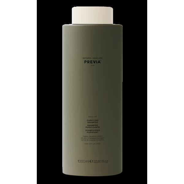 Purifying Shampoo Valomasis šampūnas, 1000ml