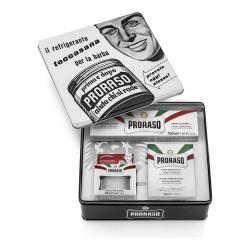 Toccasana Vintage Shaving Kit Vintažinis rinkinys skutimuisi, 1vnt.