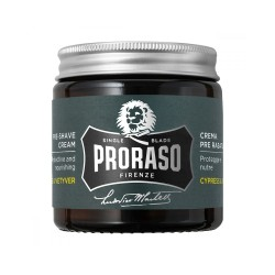 Cypress & Vetyver Pre-Shave Cream Kremas prieš skutimąsi, 100ml