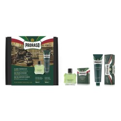 Duo Pack Refresh Shaving Cream & Lotion Skutimosi rinkinys, 1vnt