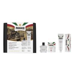 Duo Pack Sensitive Shaving Cream & Balm Skutimosi rinkinys, 1vnt