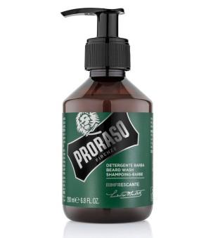 Proraso Refreshing Beard Wash Barzdos šampūnas, 200 ml   inbeauty.lt