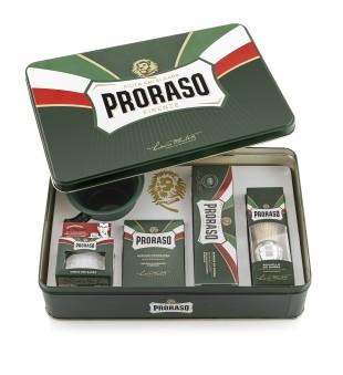 Proraso Classic Shaving Set Klasikinis skutimosi rinkinys vyrui, 1vnt. | inbeauty.lt