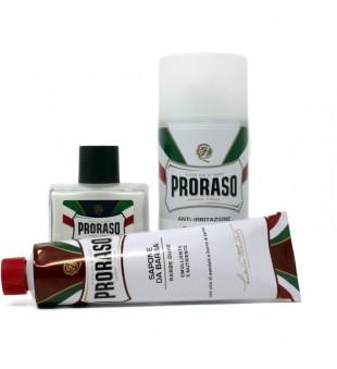 Proraso Mix Shaving Kit Skutimosi priemonių rinkinys, 1vnt. | inbeauty.lt