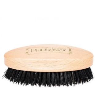 Proraso Old Style Military Beard Brush Senojo karinio stiliaus šepetys, 1vnt. | inbeauty.lt