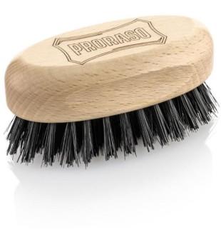 Proraso Old Style Military Moustache Brush Senojo stiliaus šepetys ūsams, 1vnt. | inbeauty.lt
