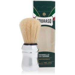 Shaving Brush Skutimosi šepetėlis su natūraliais šerno šeriais