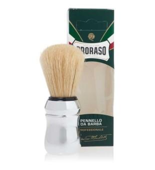 Proraso Shaving Brush Skutimosi šepetėlis su natūraliais šerno šeriais, 1vnt. | inbeauty.lt