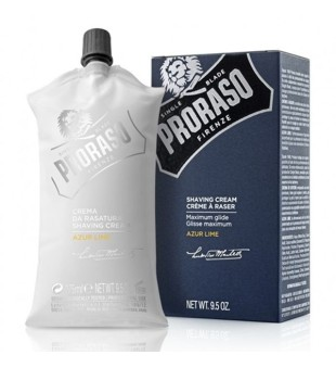 Proraso Azur Lime Shaving Cream Skutimosi kremas, 275 ml | inbeauty.lt