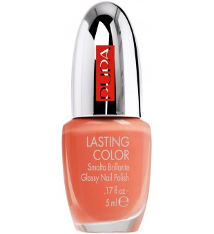 PUPA Lasting Color Glossy Nail Polish Nagų lakas, 5ml | inbeauty.lt