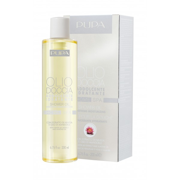 Shower Oil Soothing Moisturizing Dušo aliejus, 200ml