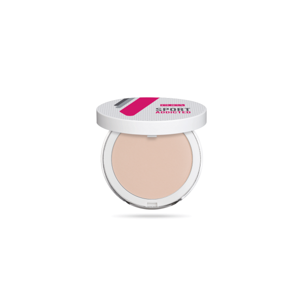Sport Addicted Compact Powder Kompaktinė pudra, 80g