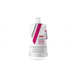 Sport Addicted Refreshing And Toning Cryo-Gel Gaivinantis kūno losjonas, 150ml
