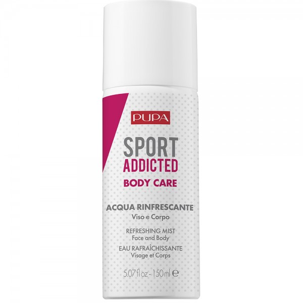 Sport Addicted Refreshing Mist Drėkinamoji vedo dulksna, 150ml