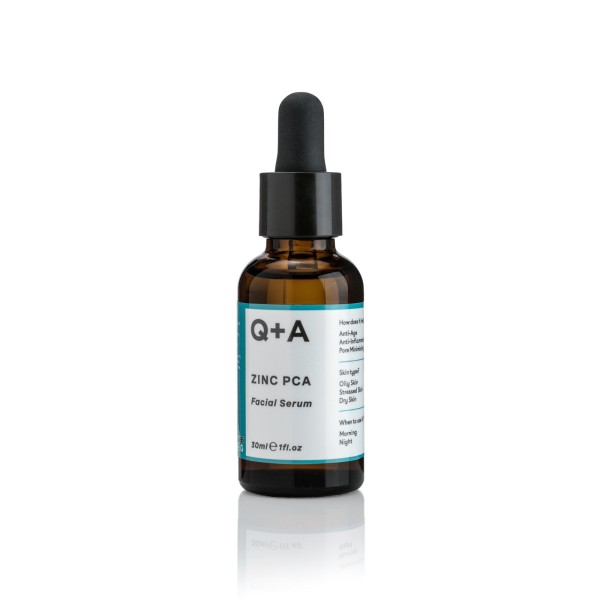 Zinc PCA Facial Serum Veido serumas, 30ml