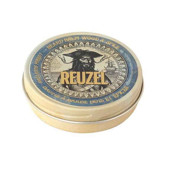 Beard Balm Wood & Spice Barzdos balzamas, 35g