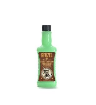 Reuzel Scrub Shampoo Stipriai plaunantis šampūnas vyrams, 100ml | inbeauty.lt