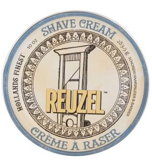 Reuzel Shave cream Skutimosi kremas, 283.5 g | inbeauty.lt