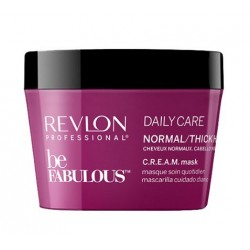 Be Fabulous Daily Care Normal Hair Cream Mask Kaukė normaliems plaukams, 200ml