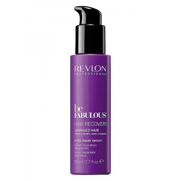 Be Fabulous Hair Recovery Damaged Hair Ends Repair Serum Serumas pažeistiems plaukų galiukams, 80ml