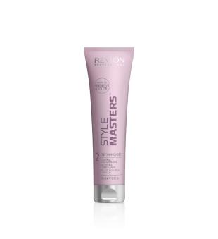 Revlon Professional Style Masters Creator Defining Gel Stiprios fiksacijos plaukų gelis, 200ml | inbeauty.lt