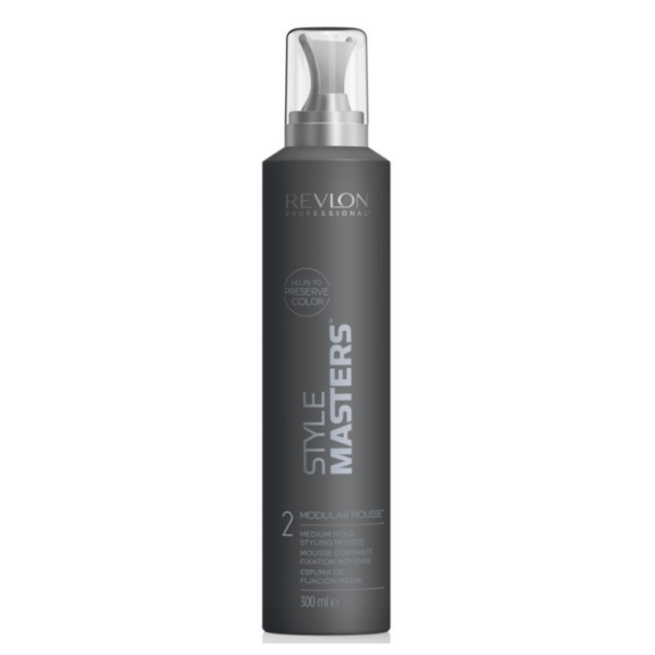 Style Masters Styling Mousse Modular Plaukų putos, 300ml
