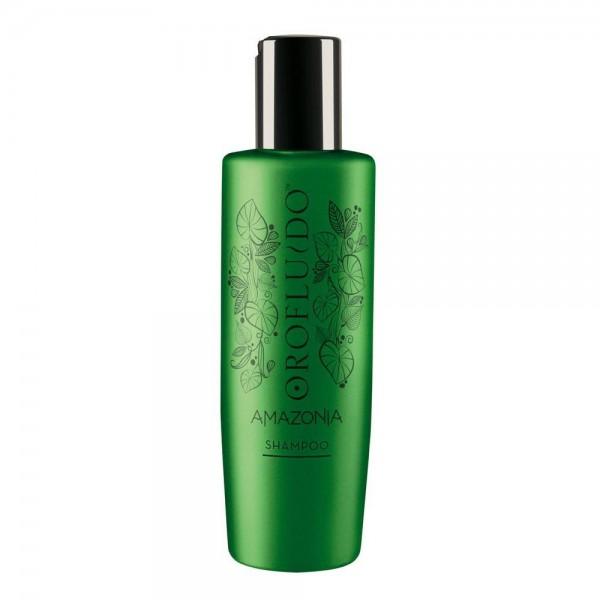 Orofluido Amazonia Shampoo Šampūnas pažeistiems plaukams, 200ml