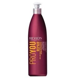 PRO YOU Šampūnas pažeistiems plaukams su soja ir kviečių baltymais, 350ml
