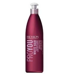Pro You White Hair Shampoo Šampūnas šviesintiems ir žiliems plaukams, 350ml