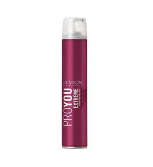 Revlon Professional Pro You Extreme Hold Hairspray Stiprios fiksacijos plaukų lakas, 500ml | inbeauty.lt