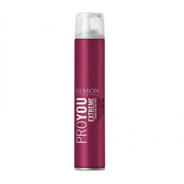 Pro You Extreme Hold Hairspray Stiprios fiksacijos plaukų lakas, 500ml