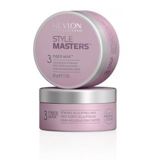 Revlon Professional Style Masters Creator Fiber Wax Daugiafunkcis plaukų vaškas, 85g | inbeauty.lt