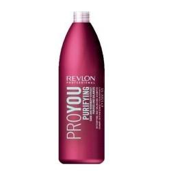 PRO YOU Šampūnas su rozmarinais riebiai galvos odai, 350ml