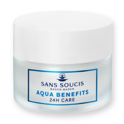 Aqua Benefits 24h Care Drėkinamasis veido kremas, 50ml