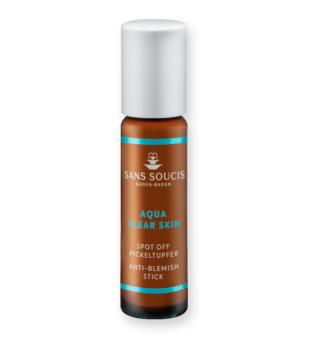 Sans Soucis  Aqua Clear Skin Anti-Blemish Stick Priemonė nuo spuogų, 5ml | inbeauty.lt