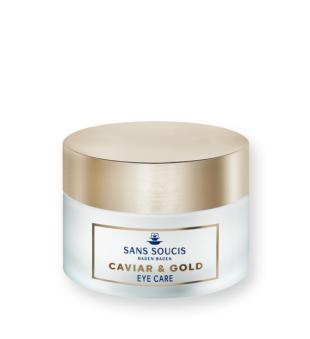 Sans Soucis  Caviar & Gold Eye Care Stangrinamasis paakių kremas, 15ml | inbeauty.lt