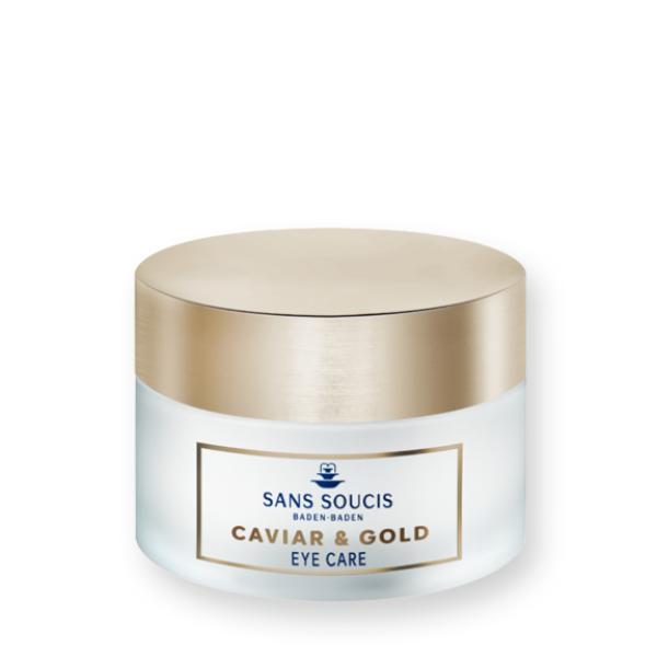 Caviar & Gold Eye Care Stangrinamasis paakių kremas, 15ml