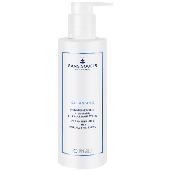 Cleansing Milk Rich Valomasis pienelis veidui, 190ml