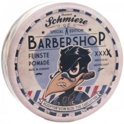 Stiprios fiksacijos pomada Special Edition Barbershop Rock-Hard, 140 ml