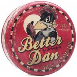 Better Dan Medium Hold Vidutinės fiksacijos pomada, 140 ml