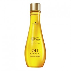 BC Oil Miracle Finishing Treatment Plaukų aliejus (tamsus), 100ml