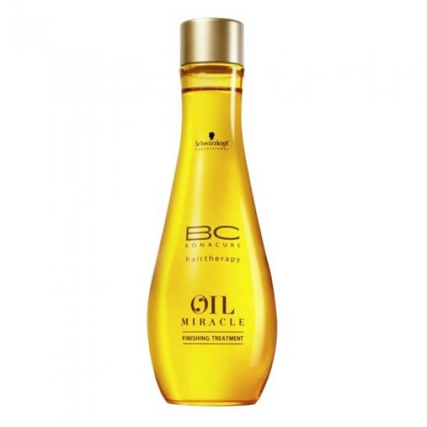 BC Oil Miracle Finishing Treatment Plaukų aliejus (tamsus), 100ml