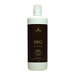 Šampūnas su arganų aliejumi Bonacure Oil Miracle 1000ml