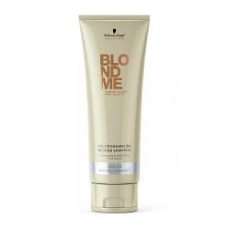 BLOND ME Atkuriamasis, toną puoselėjantis šampūnas (šaltiems atspalviams), 250ml