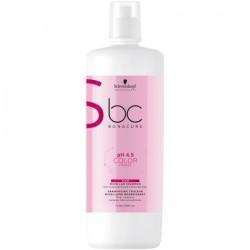 BONACURE pH 4.5 Color Freeze Rich Micellar Shampoo Maitinantis micelinis šampūnas dažytiems plaukams, 1000ml