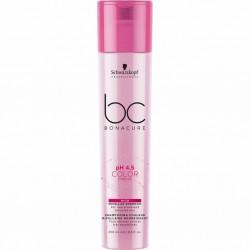 BC pH 4.5 Color Freeze Rich Micellar Shampoo Maitinantis micelinis šampūnas dažytiems plaukams, 250ml
