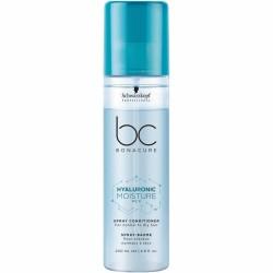 BC Hyaluronic Moisture Kick Spray Conditioner Purškiamas kondicionierius sausiems plaukams, 200ml