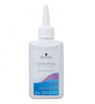 Schwarzkopf Professional Natural Styling 0 Glamour Wave Plaukų formavimo priemonė, 80 ml | inbeauty.lt
